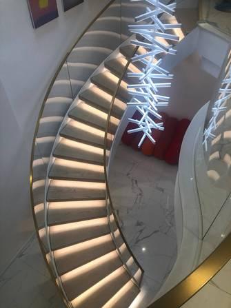 现代简约风格楼梯间图片