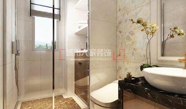 120平米三室一厅中式风格卫生间装修效果图