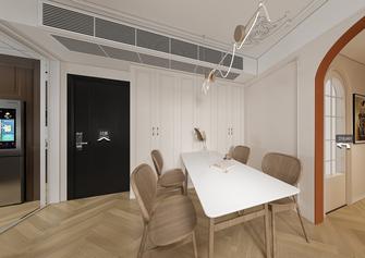 豪华型90平米法式风格餐厅装修案例