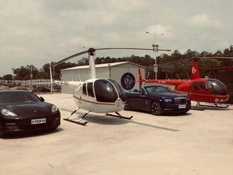 柏斯直升机空中游览基地