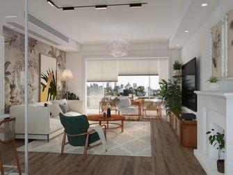 经济型80平米田园风格客厅设计图