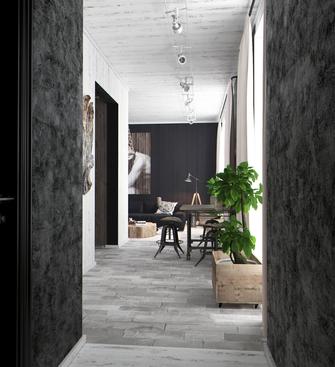 5-10万60平米公寓港式风格走廊设计图