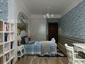 140平米四室两厅新古典风格青少年房图