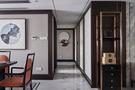 20万以上140平米四室两厅中式风格走廊图片