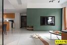 15-20万140平米四室两厅混搭风格客厅装修效果图