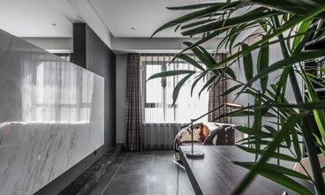130平米三室一厅现代简约风格书房欣赏图