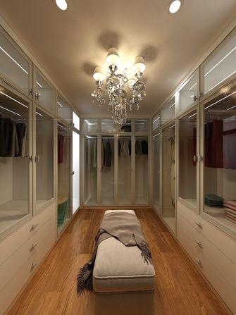 15-20万140平米别墅现代简约风格衣帽间图