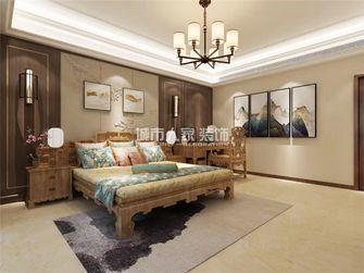 5-10万140平米四中式风格卧室欣赏图
