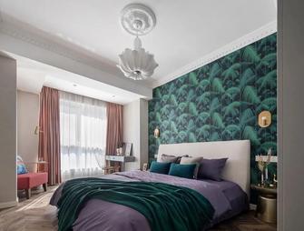 10-15万80平米公寓欧式风格卧室装修图片大全