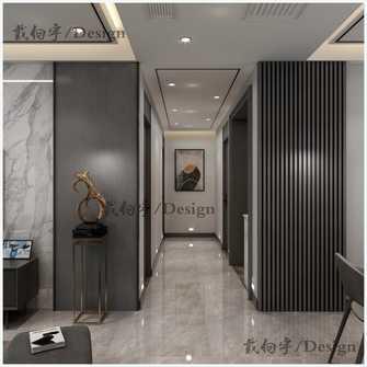 经济型140平米三现代简约风格走廊图片大全
