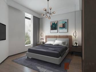 豪华型140平米三室两厅中式风格青少年房图