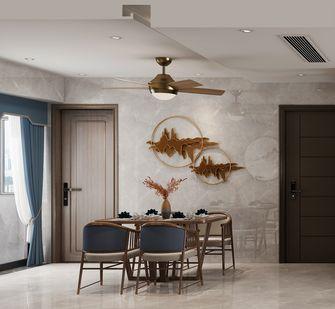20万以上100平米三中式风格餐厅装修图片大全