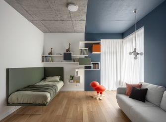富裕型80平米三室两厅英伦风格客厅装修图片大全