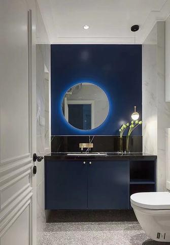 70平米三室两厅欧式风格卫生间装修图片大全