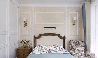 5-10万三美式风格卧室效果图