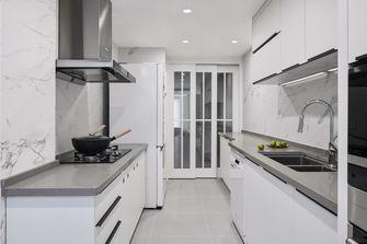 5-10万80平米公寓轻奢风格厨房图片大全