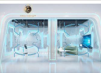 5-10万40平米小户型公装风格其他区域装修图片大全