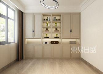 富裕型130平米四室两厅美式风格阳光房图