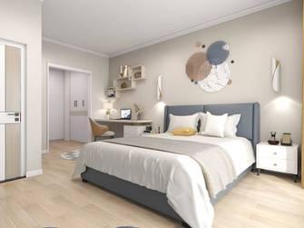 140平米三现代简约风格卧室图