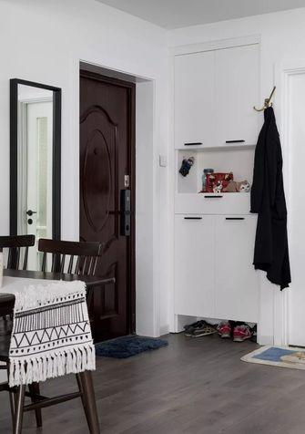 经济型50平米一室一厅新古典风格玄关图片大全