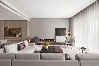 20万以上140平米别墅现代简约风格客厅欣赏图