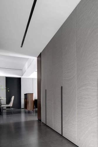 5-10万110平米三室两厅现代简约风格走廊装修案例