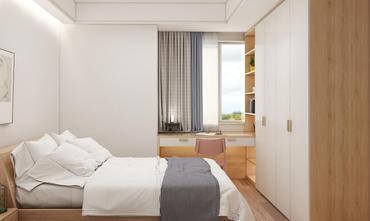 3-5万80平米日式风格卧室装修案例