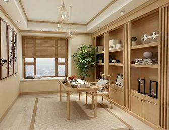 3万以下140平米四室两厅日式风格书房效果图