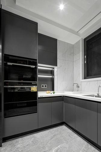 15-20万140平米四室两厅现代简约风格厨房设计图