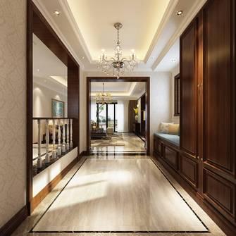20万以上140平米别墅欧式风格走廊欣赏图