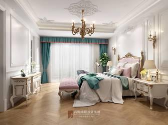 豪华型140平米别墅中式风格青少年房图片