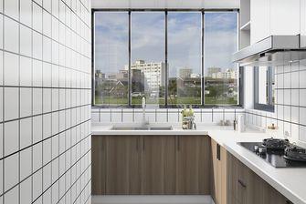 110平米四室一厅北欧风格厨房图片大全