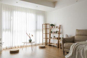 110平米三日式风格客厅装修案例