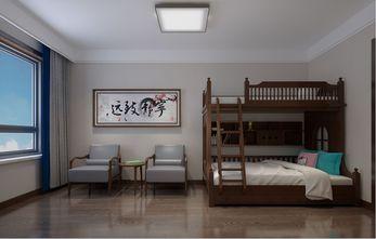 富裕型140平米四室两厅中式风格青少年房装修图片大全