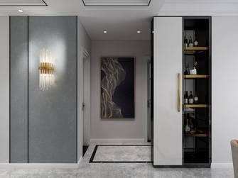 20万以上140平米三室两厅现代简约风格玄关图片