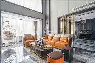 20万以上140平米复式港式风格客厅欣赏图