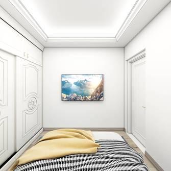 富裕型70平米地中海风格卧室装修图片大全