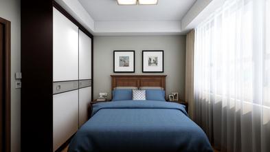 110平米三新古典风格卧室图