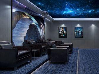 20万以上140平米别墅美式风格影音室装修案例