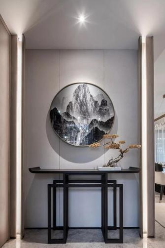 10-15万140平米三室两厅中式风格玄关装修图片大全