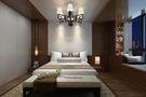 3万以下50平米中式风格客厅装修案例