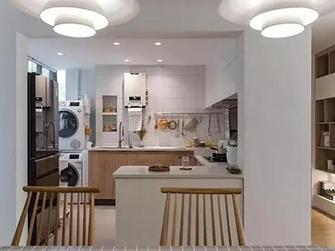 经济型100平米混搭风格厨房装修案例