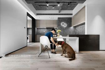 豪华型140平米四室两厅工业风风格餐厅装修案例