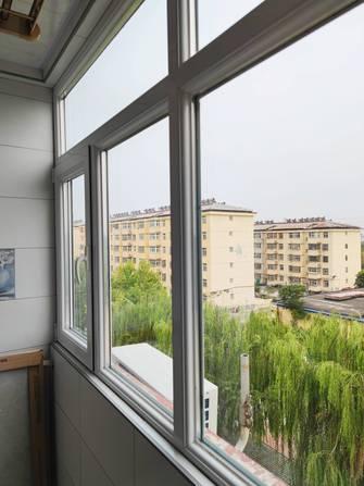 50平米现代简约风格阳台欣赏图