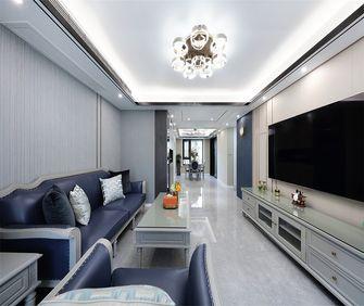 豪华型140平米四混搭风格客厅图片