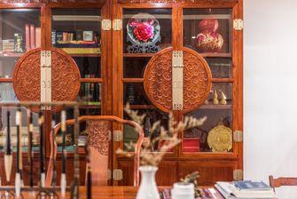 20万以上140平米别墅混搭风格书房装修图片大全