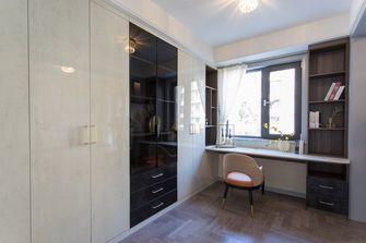 富裕型140平米三室两厅轻奢风格衣帽间装修案例