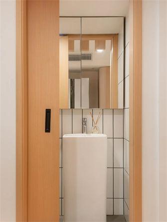 120平米复式日式风格卫生间装修案例