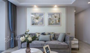 120平米四室两厅美式风格客厅图片大全