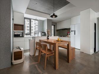 10-15万100平米公寓工业风风格餐厅图片大全